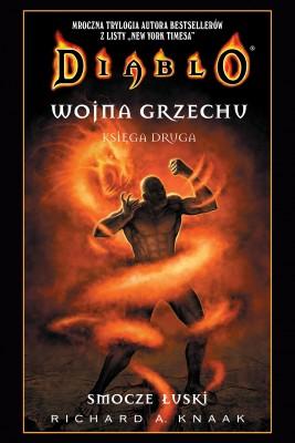 okładka Diablo. Wojna grzechu: Smocze łuski, Ebook | Richard A. Knaak