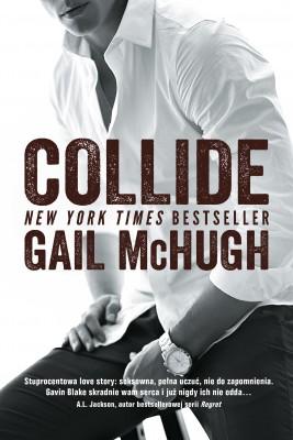 okładka Collide, Ebook | Gail McHugh