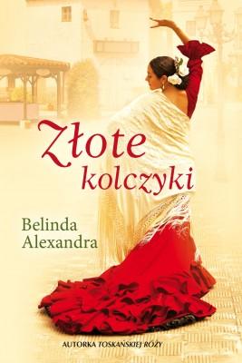 okładka Złote kolczyki, Ebook | Belinda Alexandra