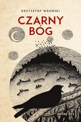 okładka Czarny bóg, Ebook | Krzysztof  Wroński