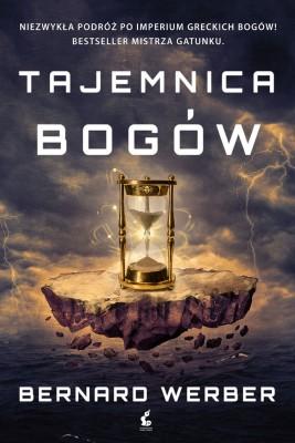 okładka Tajemnica bogów, Ebook | Bernard Werber
