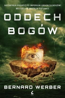 okładka Oddech bogów, Ebook | Bernard Werber