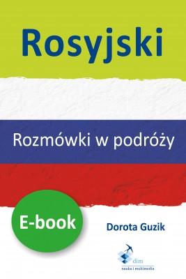 okładka Rosyjski Rozmówki w podróży ebook, Ebook | Dorota Guzik
