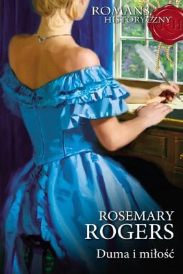 okładka Duma i miłość, Ebook   Rosemary Rogers