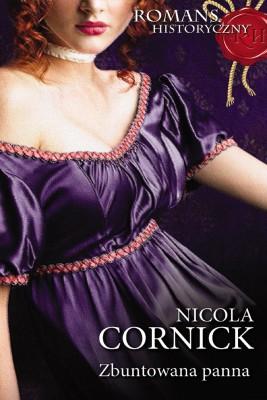 okładka Zbuntowana panna, Ebook | Nicola Cornick