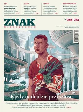 okładka ZNAK Miesięcznik nr 722-723 (7-8/2015), Ebook   autor  zbiorowy