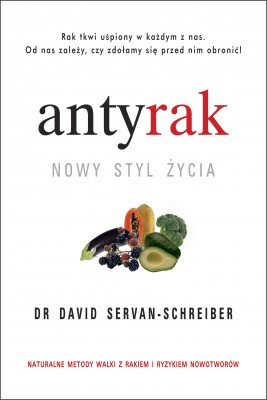 okładka Antyrak. Nowy styl życia, Ebook | David Servan-Schreiber