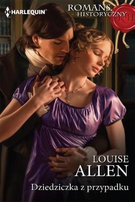 okładka Dziedziczka z przypadku, Ebook | Louise Allen