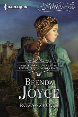 okładka Róża Szkocji, Ebook   Brenda Joyce