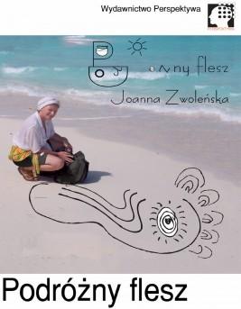 okładka Podróżny flesz, Ebook | Joanna Zwoleńska