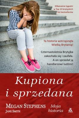 okładka Kupiona i sprzedana, Ebook | Megan Stephens