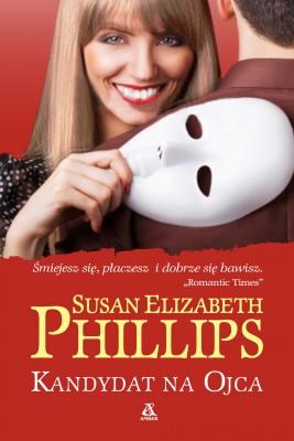 okładka Kandydat na ojca, Ebook | Susan Elizabeth Phillips
