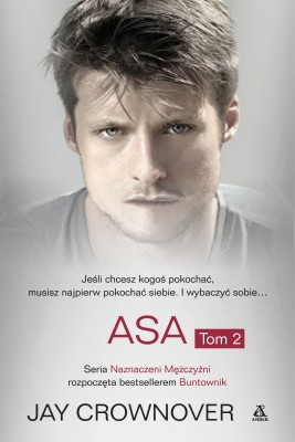 okładka Asa Tom 2, Ebook | Jay CROWNOVER