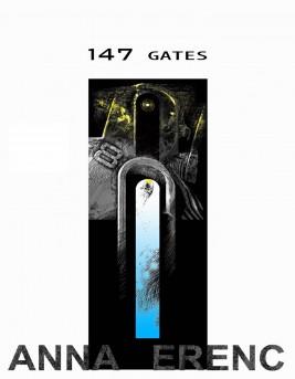 okładka 147 gates, Ebook | Anna  Erenc