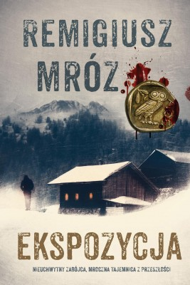 okładka Ekspozycja, Ebook | Remigiusz Mróz