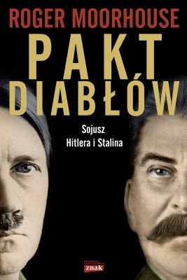 okładka Pakt diabłów, Ebook | Roger Moorehouse