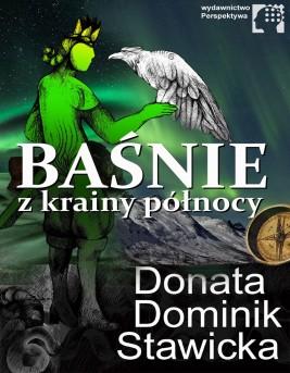 okładka Baśnie z krainy północy, Ebook | Donata  Dominik-Stawicka