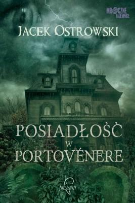 okładka Posiadłość w Portovenere, Ebook | Jacek  Ostrowski