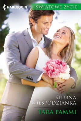 okładka Ślubna niespodzianka, Ebook | Tara Pammi