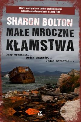 okładka Małe mroczne kłamstwa, Ebook   Sharon Bolton