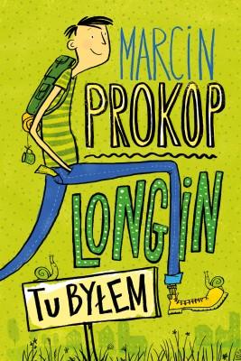 okładka Longin. Tu byłem, Ebook | Marcin Prokop