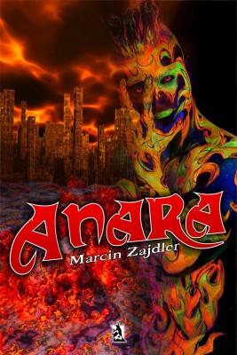 okładka Anara, Ebook | Marcin Zajdler