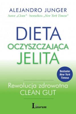 okładka Dieta oczyszczająca jelita, Ebook | Alejandro  Junger