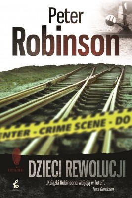 okładka Dzieci rewolucji, Ebook | Peter  Robinson