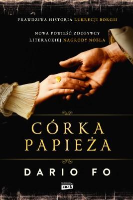 okładka Córka papieża, Ebook | Dario Fo