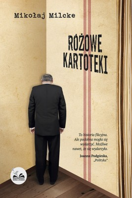 okładka Różowe Kartoteki, Ebook | Mikołaj  Milcke