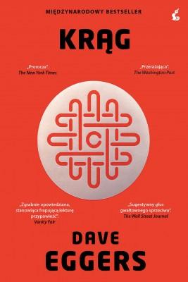 okładka Krąg, Ebook | Dave Eggers