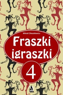 okładka Fraszki Igraszki IV, Ebook | Witold Oleszkiewicz