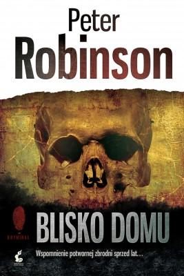 okładka Blisko domu, Ebook | Peter  Robinson
