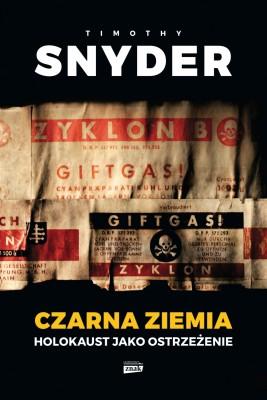 okładka Czarna ziemia. Holokaust jako ostrzeżenie, Ebook | Timothy Snyder