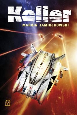 okładka Keller, Ebook | Marcin Jamiołkowski