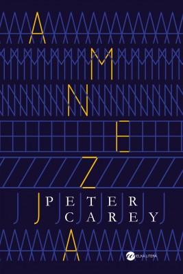okładka Amnezja, Ebook | Peter Carey