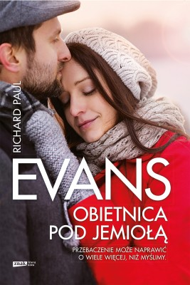 okładka Obietnica pod jemiołą, Ebook | Richard Paul Evans