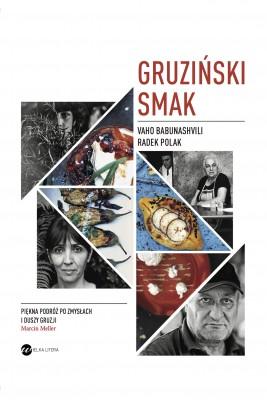 okładka Gruziński smak, Ebook | Radek Polak, Vaho Babunashvili