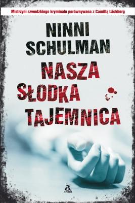 okładka Nasza słodka tajemnica, Ebook   Ninni Schulman