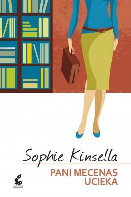 okładka Pani mecenas ucieka, Ebook | Sophie Kinsella