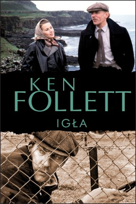okładka Igła, Ebook | Ken Follett