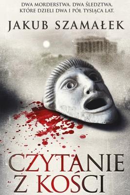 okładka Czytanie z kości, Ebook | Jakub Szamałek
