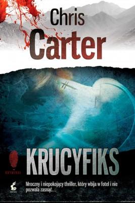 okładka Krucyfiks, Ebook | Chris Carter