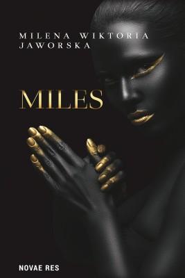 okładka Miles, Ebook | Milena Wiktoria Jaworska