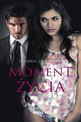 okładka Moment życia, Ebook | Joanna Zawadzka