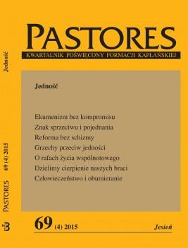 okładka Pastores 69 (4) 2015, Ebook | Opracowanie zbiorowe