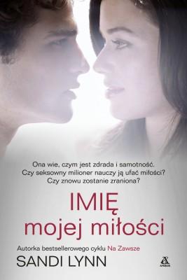 okładka Imię mojej miłości, Ebook | Sandi Lynn