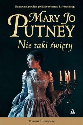 okładka Nie taki święty, Ebook   Mary Jo Putney