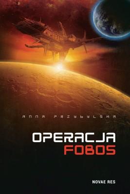 okładka Operacja Fobos, Ebook | Anna  Przybylska