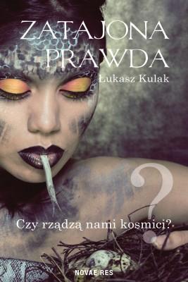 okładka Zatajona prawda, Ebook   Łukasz  Kulak